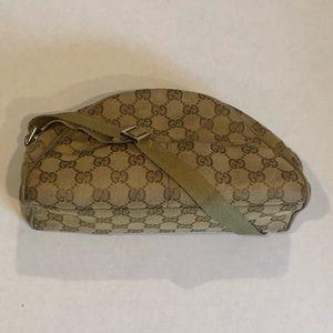 GUCCI small handbag signature canvas